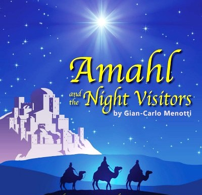 """Amahl & the Night Visitors"" presented by Opera Orlando"