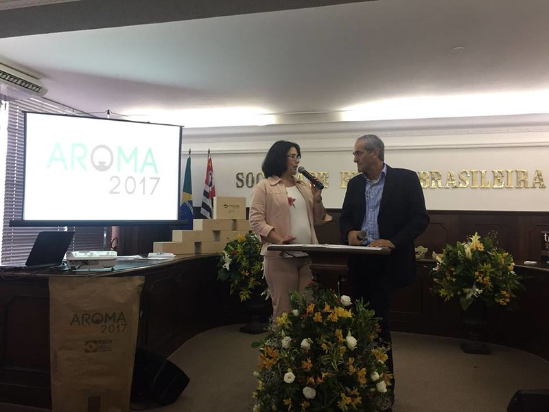 Concurso Aroma BSCA 2017