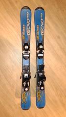 Dětské lyže Tecno pro - titulní fotka