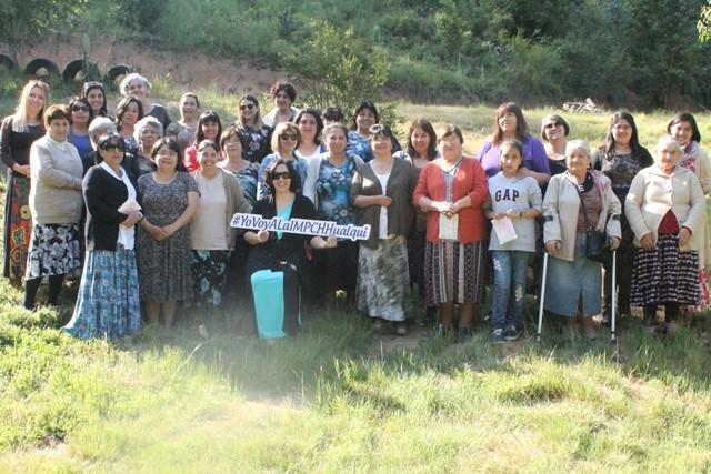 """Retiro de Dorcas en Hualqui """"Un día en sus atrios"""""""