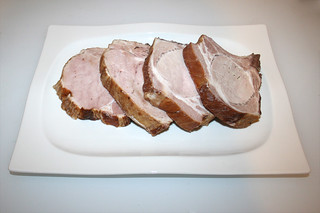 06 - Zutat Kasseler / Ingredient smoked pork