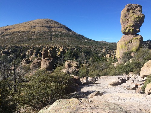 Chiricahua National Monument majestic view