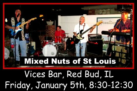 Mixed Nuts of St. Louis 1-5-18