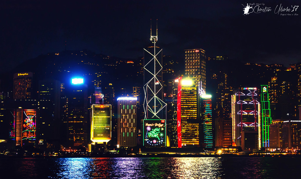 Those Hong Kong Lights