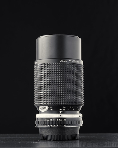 Lens Stories ~ Nikon 75-150mm f/3.5 E