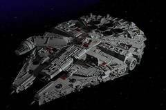 Reverse Engineering MB's Millennium Falcon