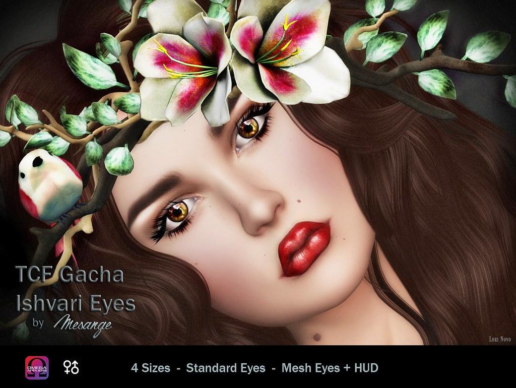 MESANGE - Ishvari Eyes - TeleportHub.com Live!
