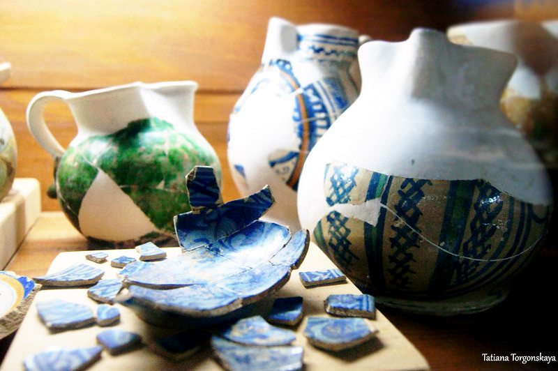 Керамика из Старого Бара