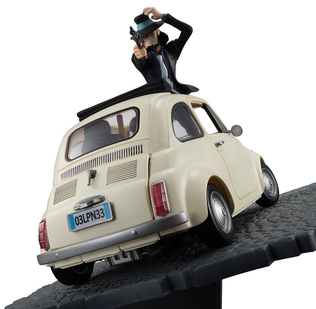 大好評第二彈!魯邦畫廊系列 - 無盡協奏曲 / ルパン・ザ・ギャラリー 終わりなき協走曲