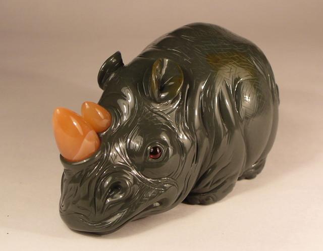 Носорог из яшмы., Panasonic DMC-LZ1