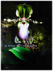 Paphiopedilum glaucophyllum (Tropical/Asian Lady's Slipper, Shiny Green Leaf Paphiopedilum)