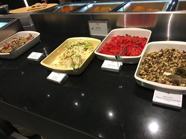 涼拌山苦瓜、梅漬番茄、雪菜豆干@宜蘭礁溪寒沐酒店
