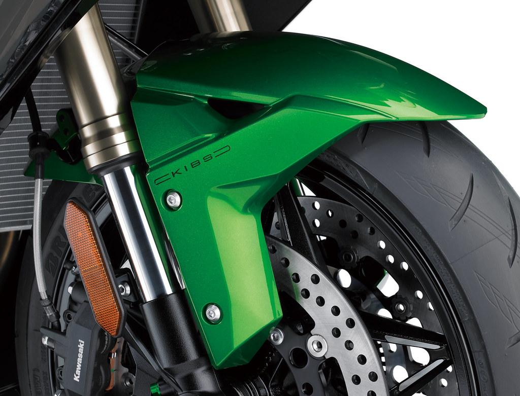 Kawasaki NINJA H2 SX  SE 2019 - 22