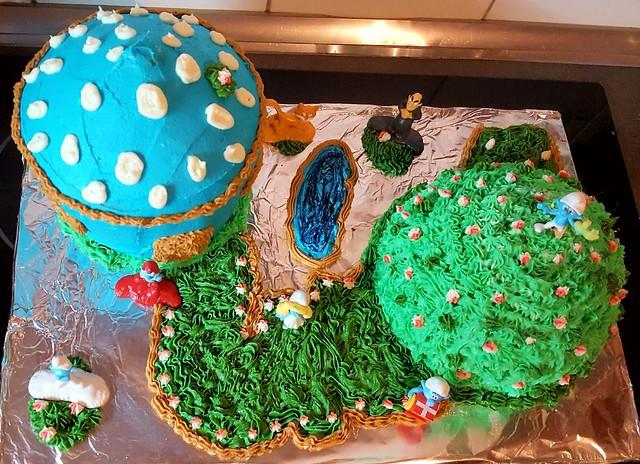Cake by Enikoe Kintz