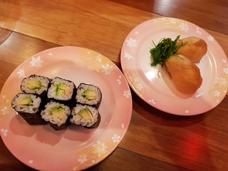 Avocado Roll and Inari from MisoHapi