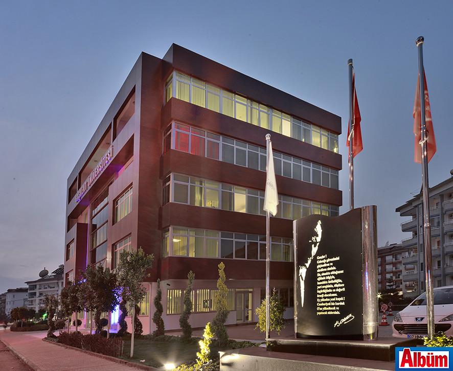 Başkent Üniversitesi Alanya Uygulama ve Araştırma Hastanesi Oba Semt Polikliniği -2