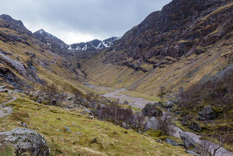 Lost Valley - Glen Coe - Scotland 2017