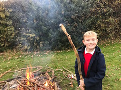 Anglo-Saxon Fire Cooking
