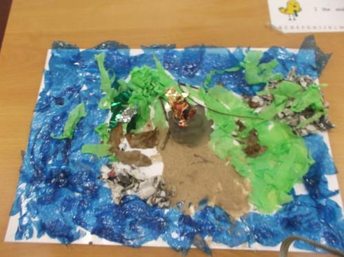Year 1 Dinosaur habitats