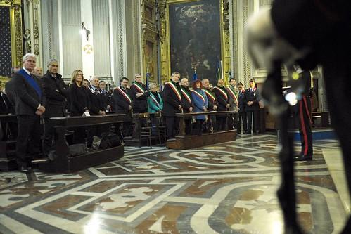 Pistoia, l'Arma celebra il 'Virgo Fidelis'