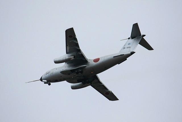 飛行開発実験団C-1 28-1001 IMG_6996_2