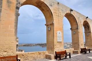 Valletta, Upper Barrakka Gardens