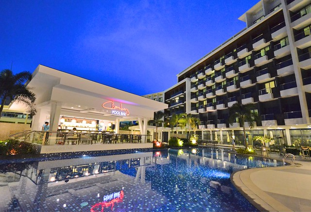 savoy hotel boracay chambery pool bar