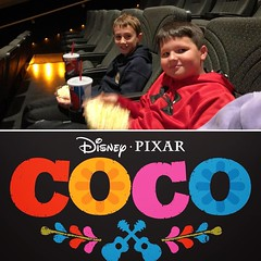 Ready to watch Coco. #disney #pixar #coco #movie