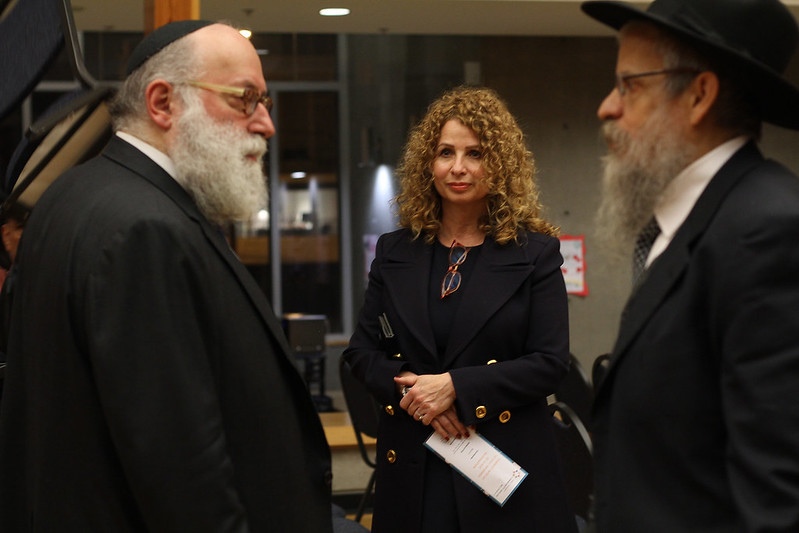 Rabbi Jacobson at WeLearn
