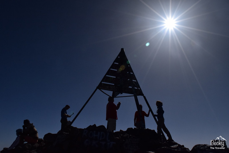 Atlas Mountains - Mt Toubkal (3)