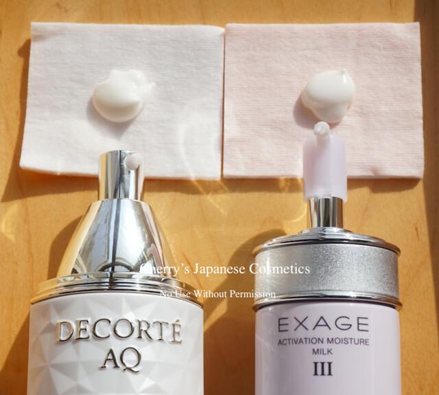 Cosme Decoete AQ Emulsion ER & Exage 3