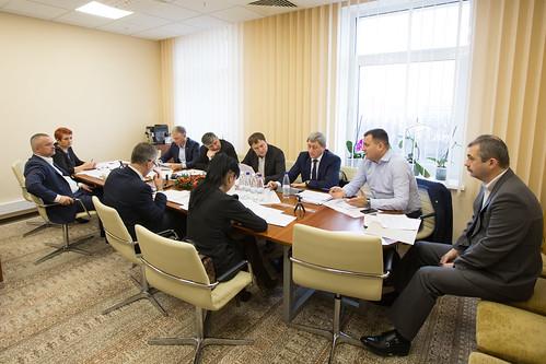 06.12.2017 Ședința Comisiei juridice, numiri și imunități