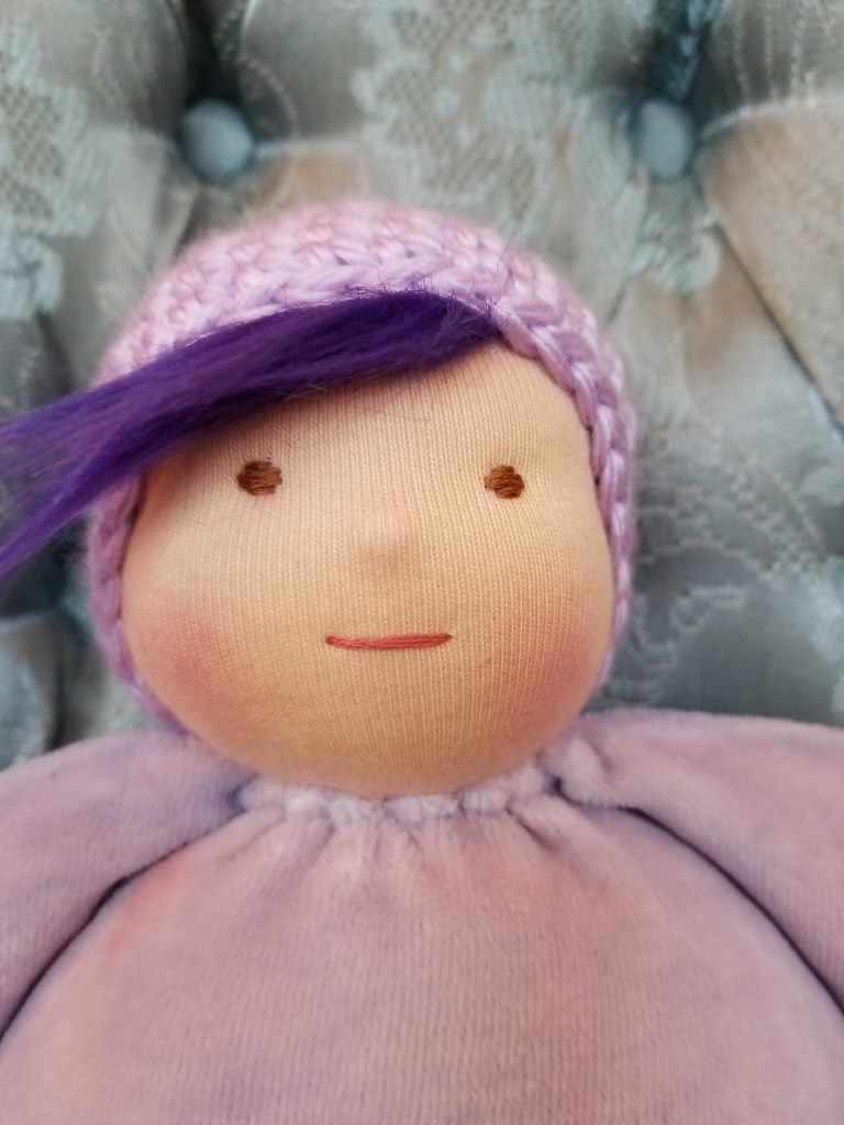 Snuggle Baby #29 - Lavender