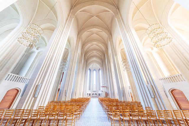Grundtvigs Kirke in Copenhagen
