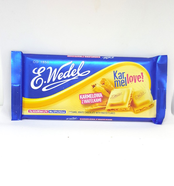 E.Wedel Karmel Love Bar