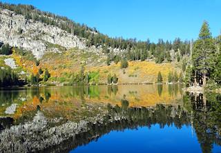 George Lake Reflections, Sierra Nevada 2016