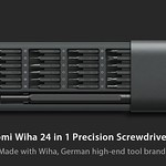 Xiaomi Wiha 24 in 1 Precision Screwdriver Kit 写真 (1)