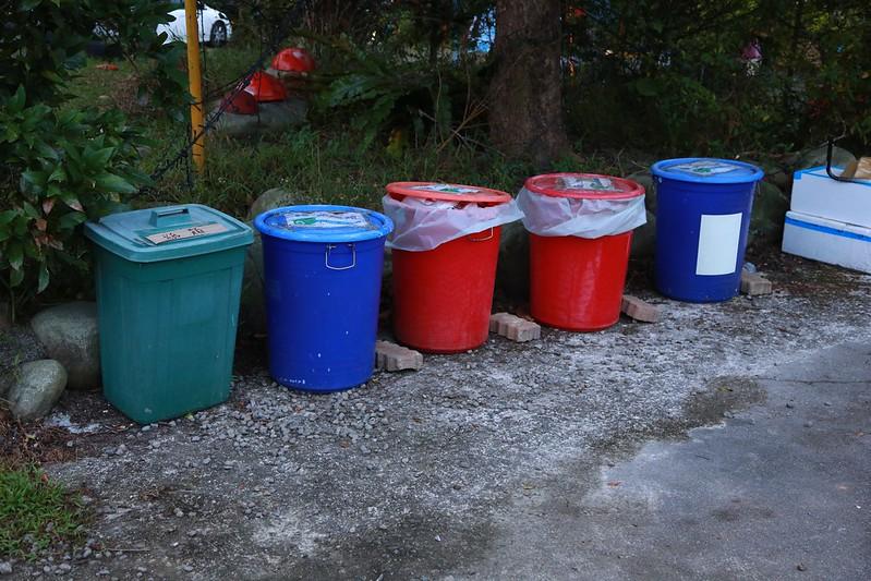 垃圾集中區
