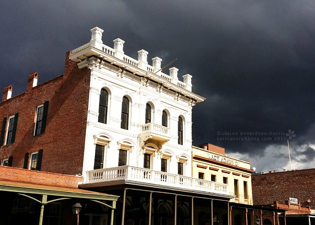 Old Sacramento Historic District - February 16