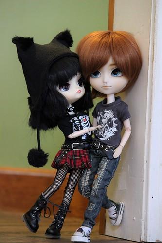 ~Stella & Vince~