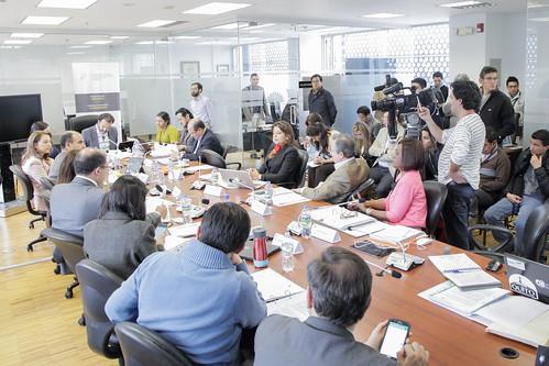 17 de noviembre de 2017 - Sesión de la Comisión de Régimen Económico