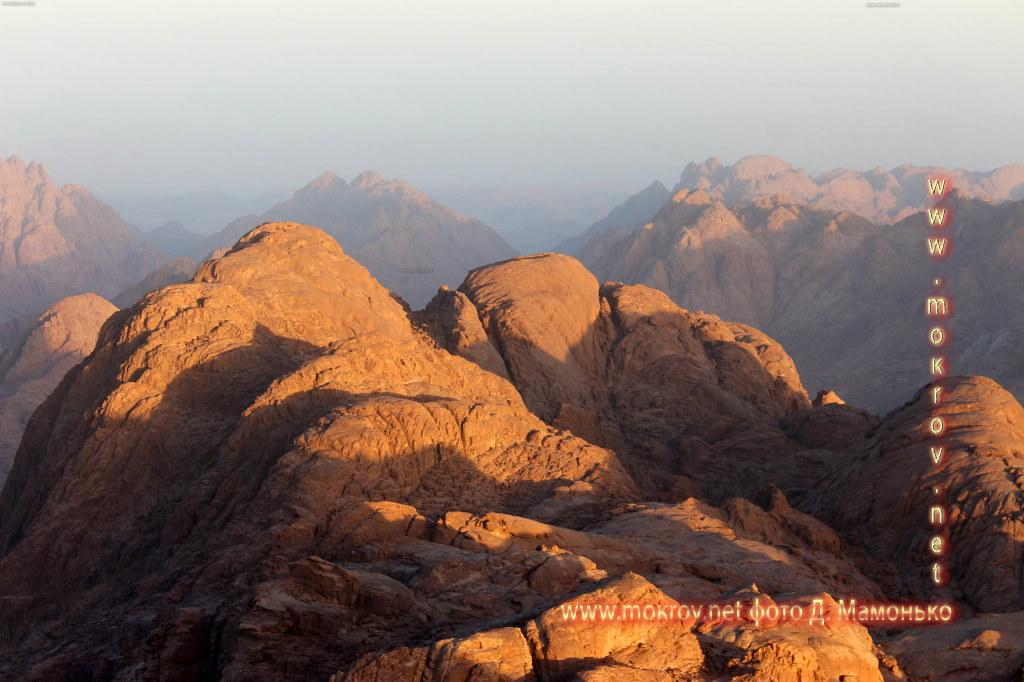 Синайские горы — Египт и фотограф