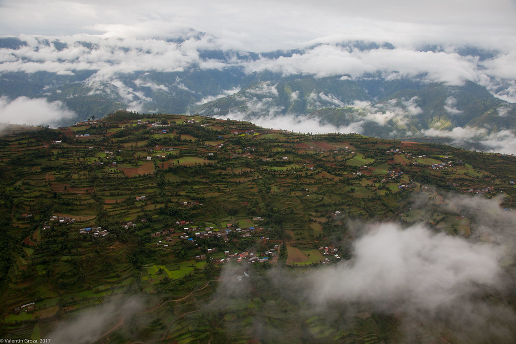 helicopter to Lukla 05