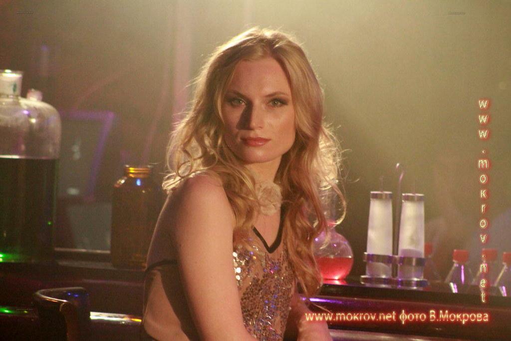 Мария Бардонова зазывала в телесериале «Карпов».