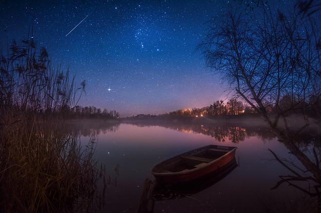 Geisterstunde - Wenn ich die nächste Sternschnuppe sehe sende ich dir einen guten Wunsch