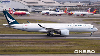 Cathay A350-941 msn 155