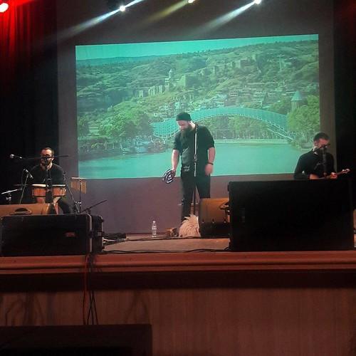 Грузинський гурт: нам хочеться повертатися до Рівного знову і знову