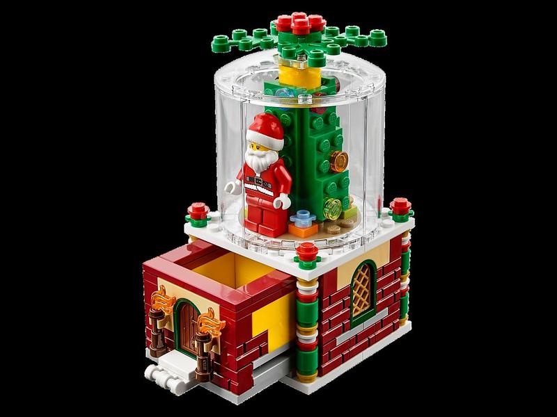 LEGO SNOWGLOBE DRAWER