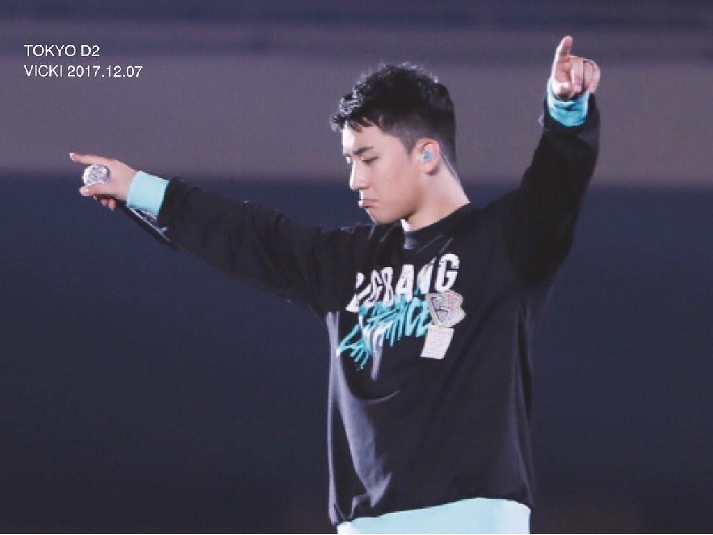 BIGBANG via pandariko - 2017-12-07 (details see below)