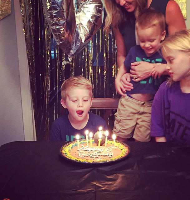Ty birthday